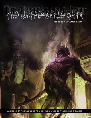 The Unspeakable Oath 18  by  Shane Ivey