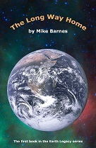 The Long Way Home  by  Mike  Barnes