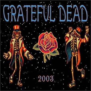 Grateful Dead Calendar Mickey Hart