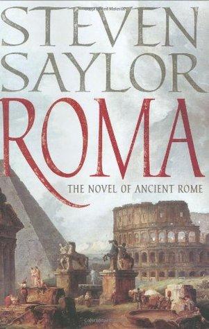 Romarblod (Roma Sub Roma, #1)  by  Steven Saylor