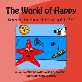 Music Is The Sound Of Life  by  Camy De Mario