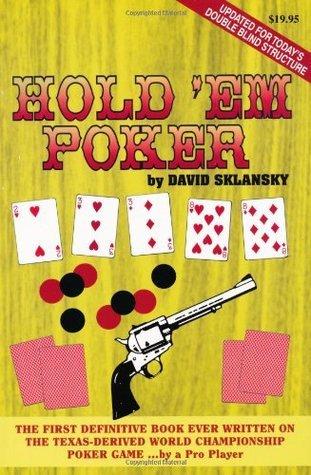 Holdem Poker  by  David Sklansky