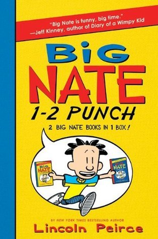 Big Nate: #1-2 Punch [2 Books in 1 Box]  by  Lincoln Peirce