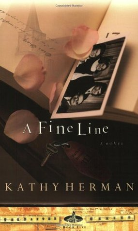 A Fine Line (Baxter Series, #5)  by  Kathy Herman