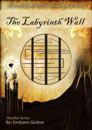 The Labyrinth Wall (Obsidian Series)  by  Emilyann Girdner