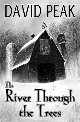 The River Through The Trees  by  David Peak