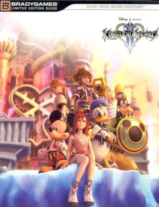 Kingdom Hearts II Limited Edition Strategy Guide  by  PTG