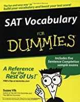 SAT Vocabulary for Dummies  by  Suzee Vlk