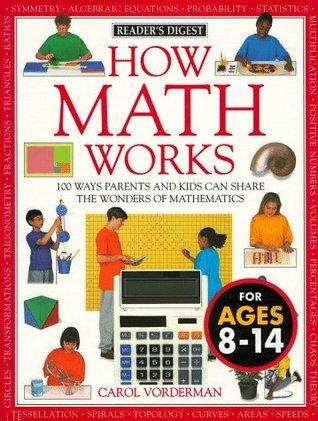 How it works: how math works Carol Vorderman