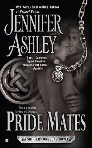 Pride Mates (Shifters Unbound #1)  by  Jennifer Ashley