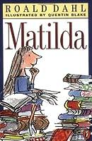 Măṭilḍā  by  Roald Dahl