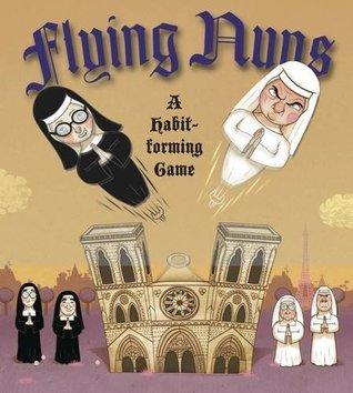 Flying Nuns  by  Sarah  OBrien
