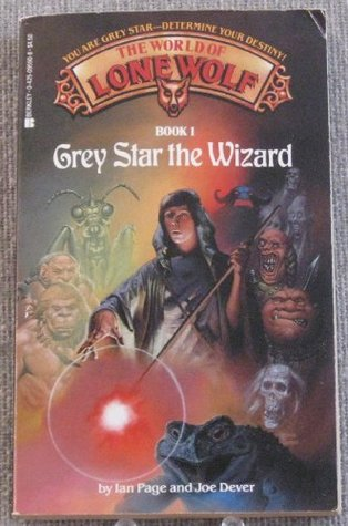 War of the Wizards  by  Ian Page