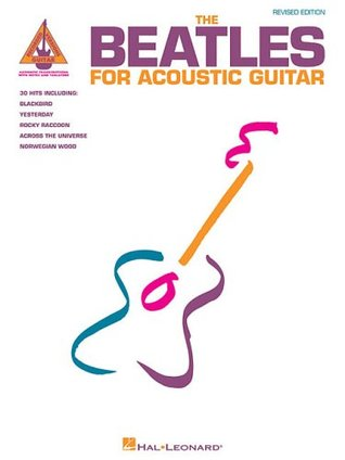 The Beatles for Acoustic Guitar Edition The Beatles