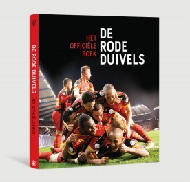 De Rode Duivels. Het officiële boek Frank Raes
