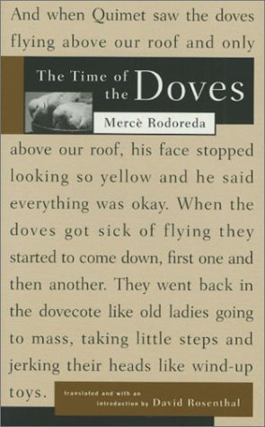 The Time of the Doves  by  Mercè Rodoreda