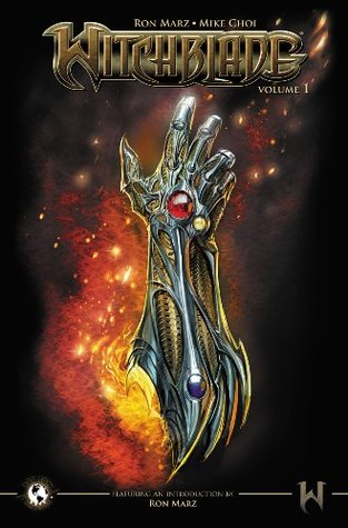 Witchblade Volume 1: Witch Hunt  by  Ron Marz