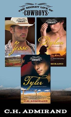 C.H. Admirand Bundle: Tyler, Dylan, Jesse  by  C.H. Admirand