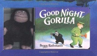 Good Night Gorilla Gift Box  by  Peggy Rathmann
