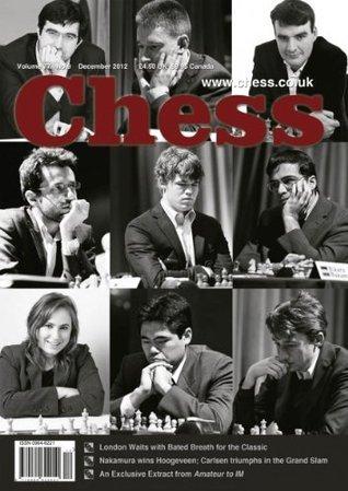 CHESS Magazine - December 2012  by  Richard Palliser