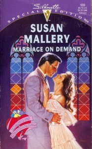 Marriage on Demand (Hometown Heartbreakers, #2)  by  Susan Mallery