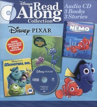 Disney Pixar: Finding Nemo/A Bugs Life/Monsters, Inc. ToyBox Innovations