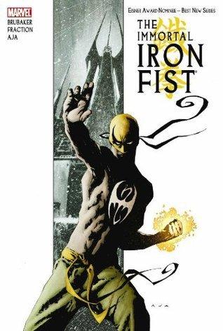 Immortal Iron Fist Omnibus Ed Brubaker