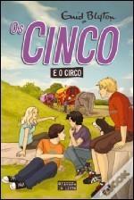 Os Cinco e o Circo (Famous Five, #5)  by  Enid Blyton