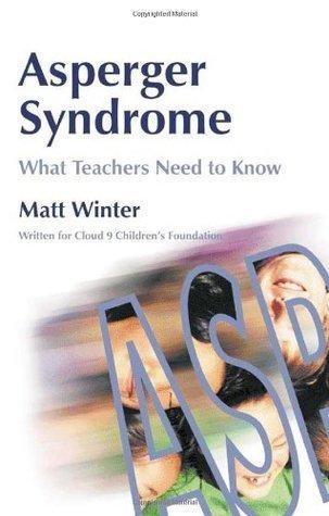 Asperger Syndrome Matt Winter