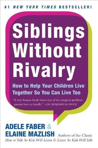 Siblings Without Rivalry Book Summary PBS Publishers