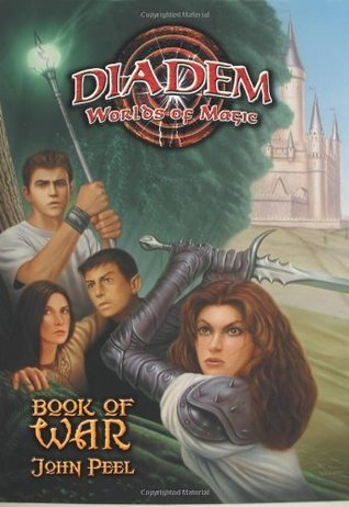 Book of War (Diadem Worlds of Magic, #7)  by  John Peel