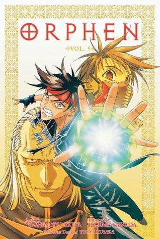 Orphen: Volume 5 Yoshinobu Akita