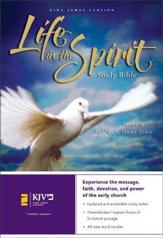 King James Life in the Spirit Study Bible: Formerly Full Life Study  by  Zondervan Publishing