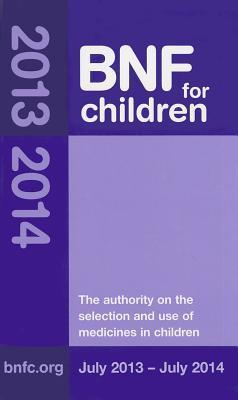 Bnf for Children 2013-2014 Bnf
