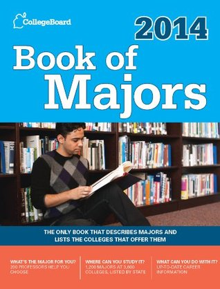 Book of Majors 2014: All-New Eighth Edition (College Board Book of Majors)  by  The College Board