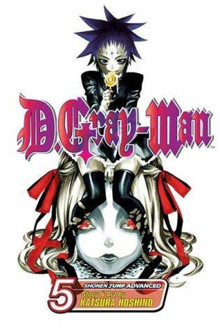 D.Gray-man, Vol. 5: Announcement (D.Gray-man, #5)  by  Katsura Hoshino