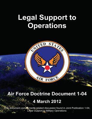 Legal Support to Operations  by  Thomas K. Andersen