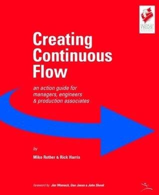 Creating Continuous Flow: An Action Guide for Managers, Engineers and Production Associates Mike Rother