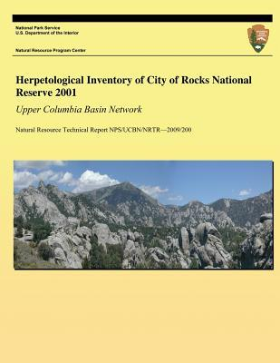 Hematological Inventory of City of Rocks National Reserve 2001  by  Jeremy P. Shive