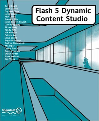 Flash 5 Dynamic Content Studi O Philippe Archontakis