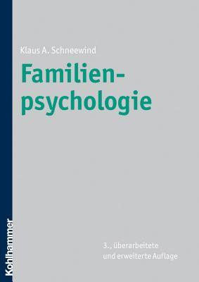 Familienpsychologie Klaus A Schneewind