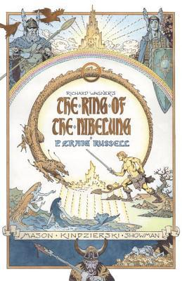 The Ring of Nibelung  by  P. Craig Russell