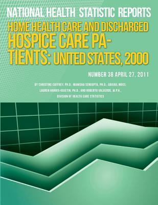 Home Health Care and Discharged Hospice Care Patients: United States, 2000 and 2007 Centers for Disease Control and Prevention