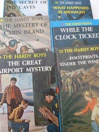 Hardy Boys Set 7-12 Franklin W. Dixon