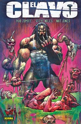 El clavo Rob Zombie