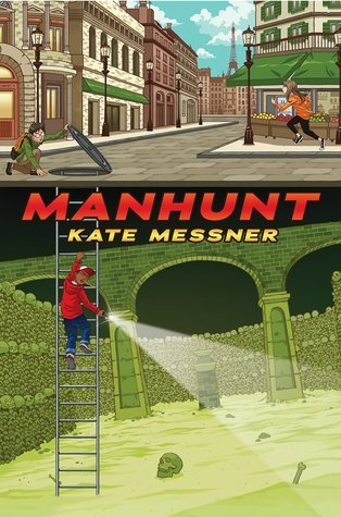 Manhunt (Silver Jaguar Society Mysteries #3)  by  Kate Messner