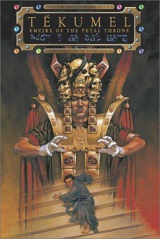 Tekumel: Empire of the Petal Throne Patrick Brady