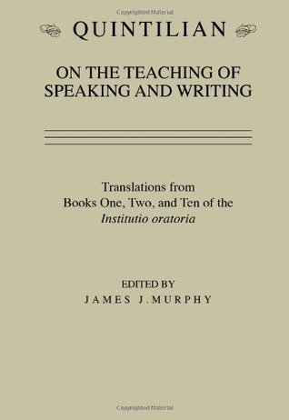 Latin Rhetoric and Education in the Middle Ages and Renaissance James J. Murphy