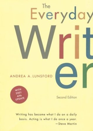 Everyday Writer: With 2001 Apa Update  by  Andrea A. Lunsford