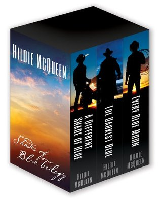 Shades of Blue Boxed Set  by  Hildie McQueen